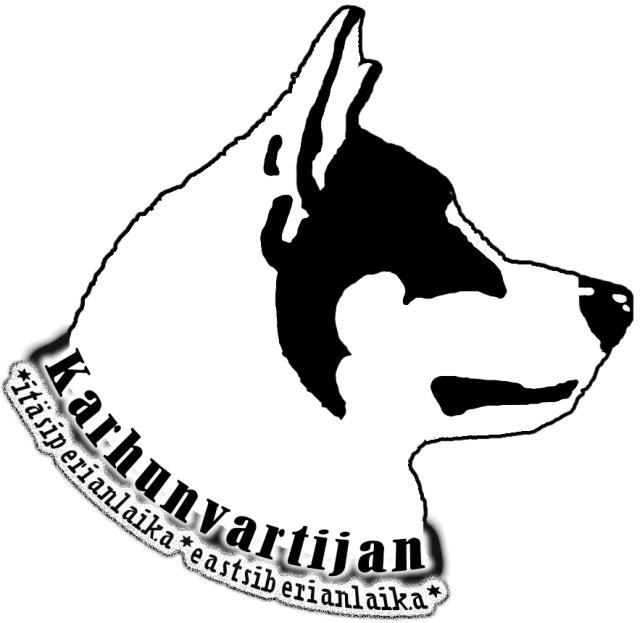 Karhunvartijan mustavalkologo_Valkko
