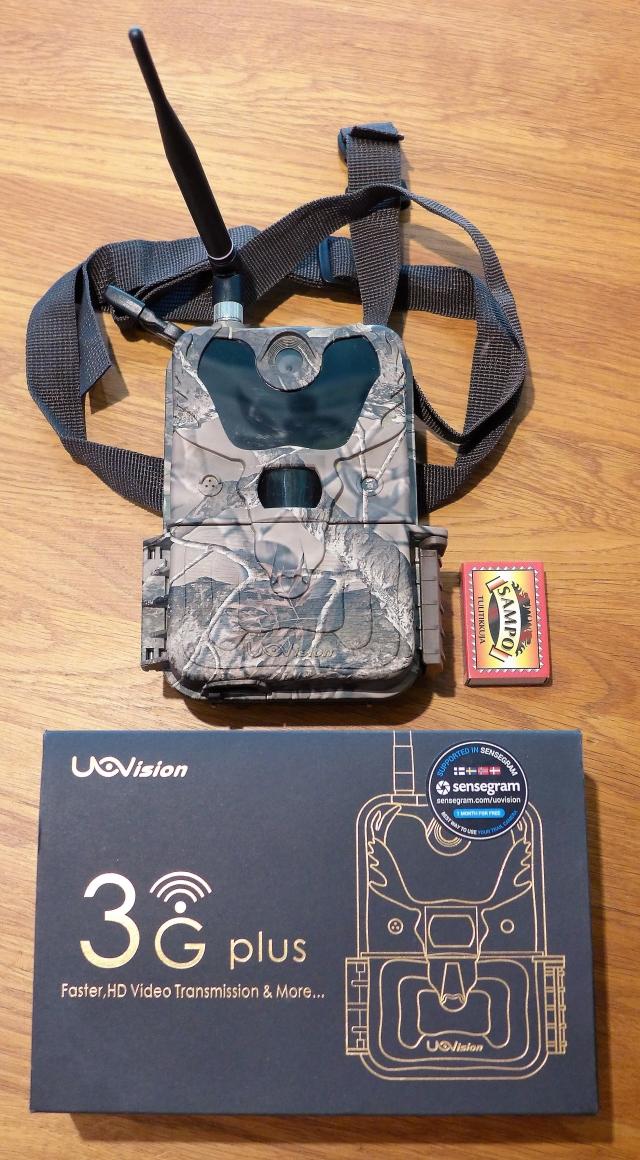 Uovision UM785 13072017 koko paketti