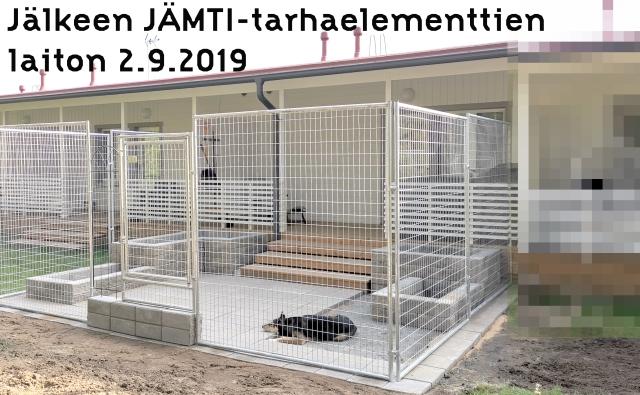 Takapiharemontti JÄLKEEN 2.9.2019